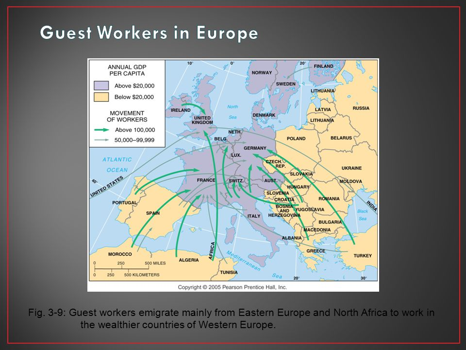 Guest Workers in Europe