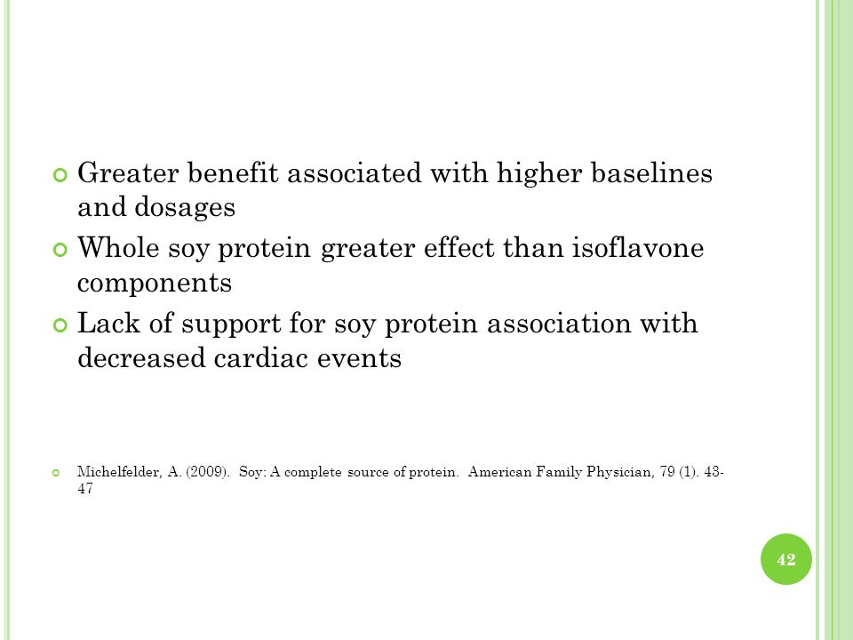 Greater benefit associated with higher baselines and dosages