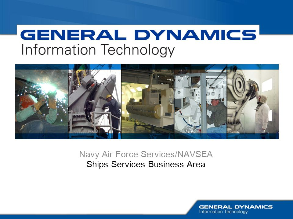 Navy / Air Force Systems Capabilities Overview - ppt video