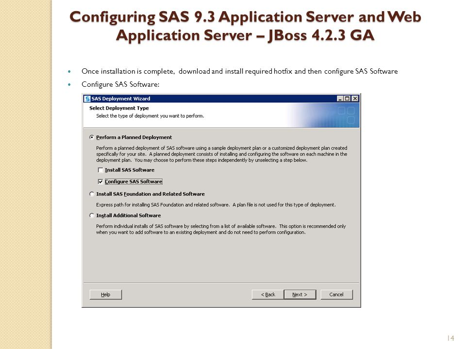 Rebuilding SAS® Web Application for Web Report Studio 4