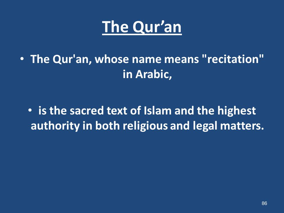 Islam  - ppt download