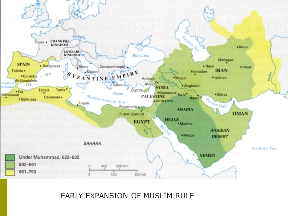 Map Of Spain Under Moorish Rule.Islamic Empires And The Muslim Synthesis Ppt Video Online Download