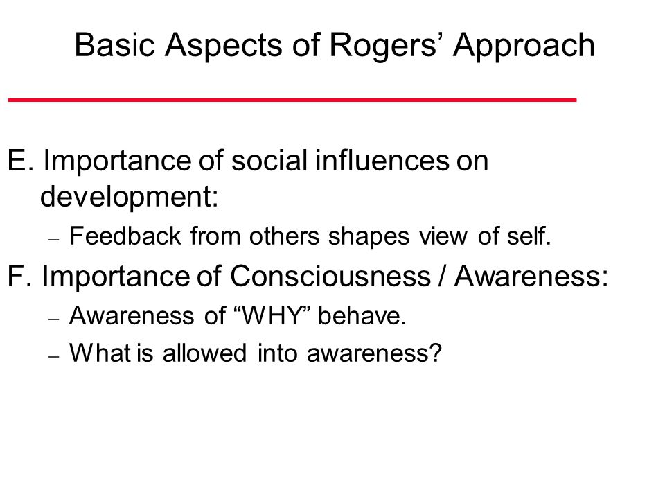 carl rogers client centered approach