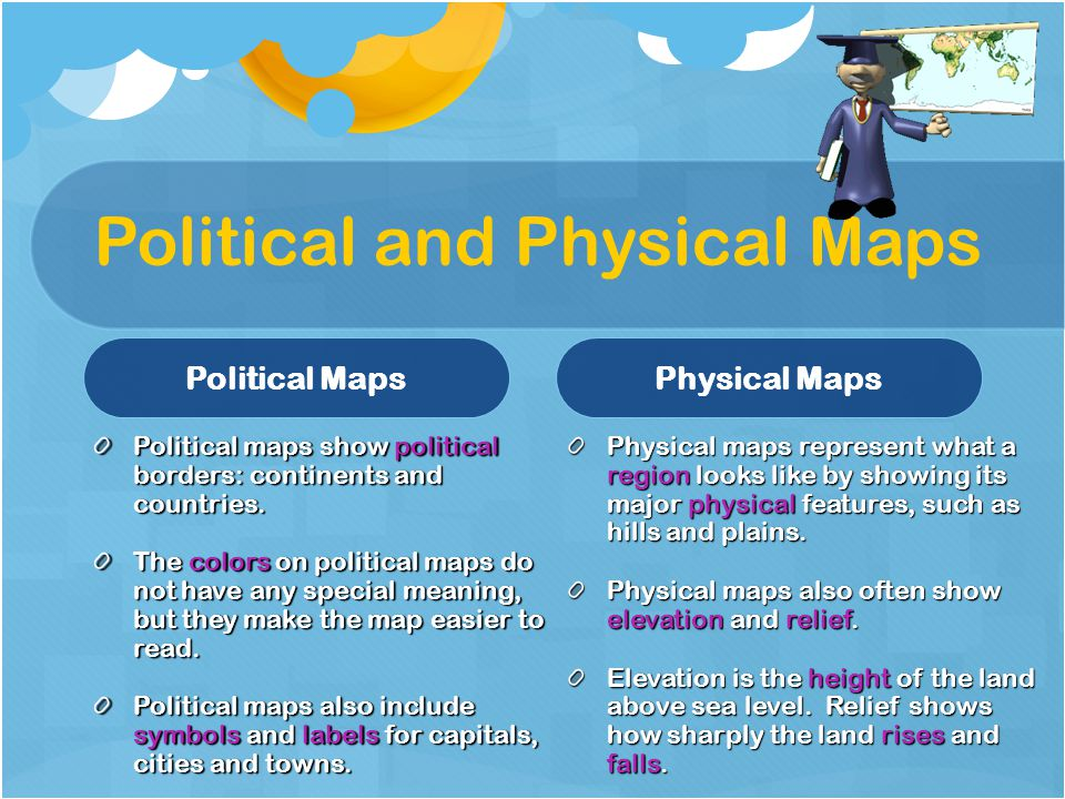 Meaning Of Political Map | autobedrijfmaatje