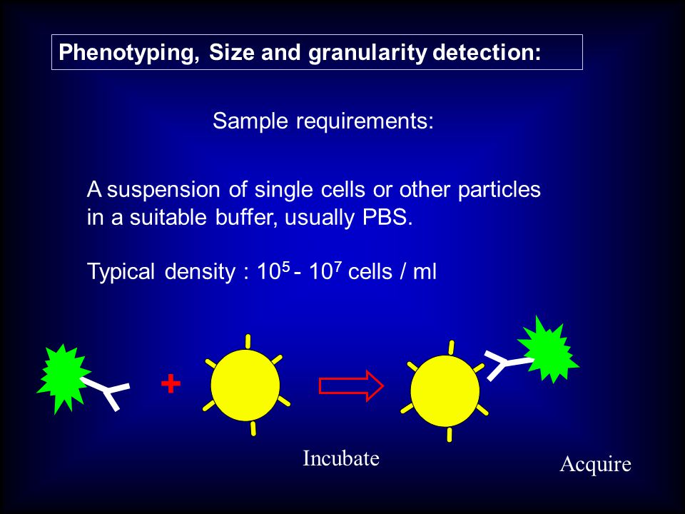 Introduction To Flow Cytometry: - ppt download