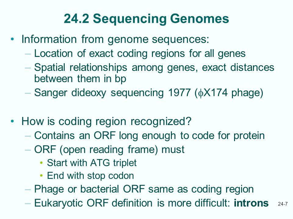 Chapter 24 topics: Genomics, Proteomics, Bioinformatics - ppt video ...