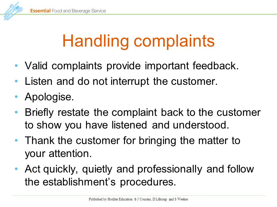 Customer service and customer relations - ppt video online