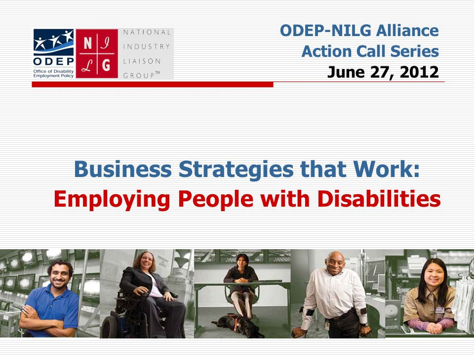 Business Strategies that Work: Employing People with Disabilities