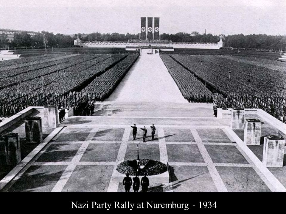 Nazi Party Rally at Nuremburg