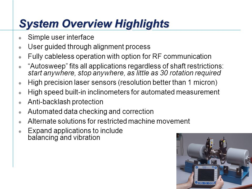 Machinery Health™ Laser Alignment - ppt video online download