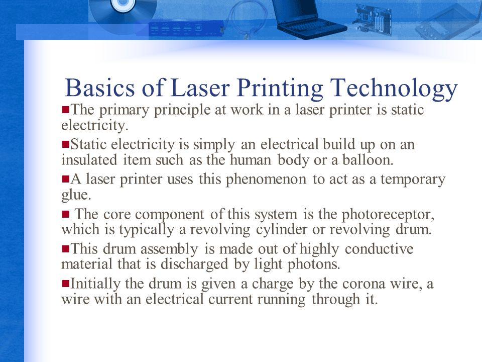 Desktop & industrial label printers ppt.