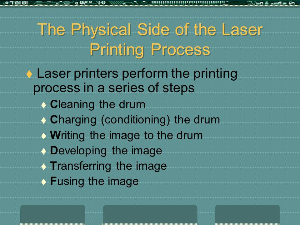 Laser Printers Objectives - ppt video online download