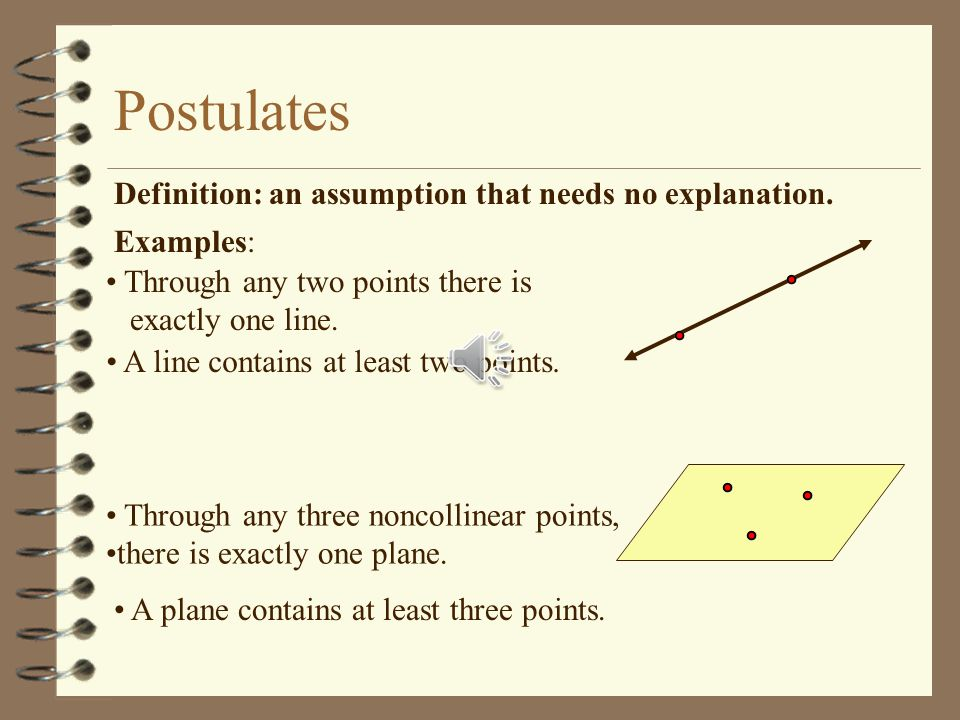 Chapter 1: Tools of Geometry - ppt download
