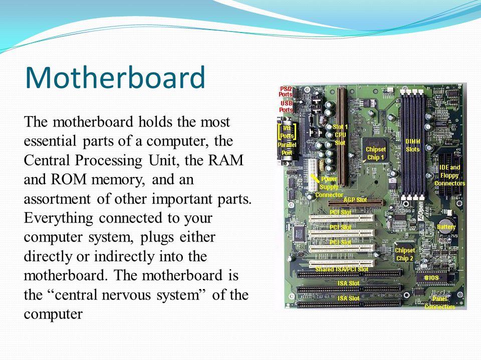 Computer Parts - Internal - ppt video online download