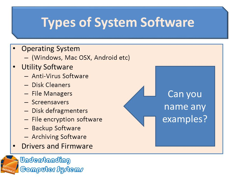Software types easy tech now.