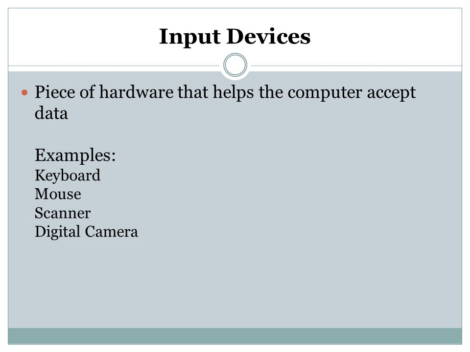 Basic Computer Components - ppt download