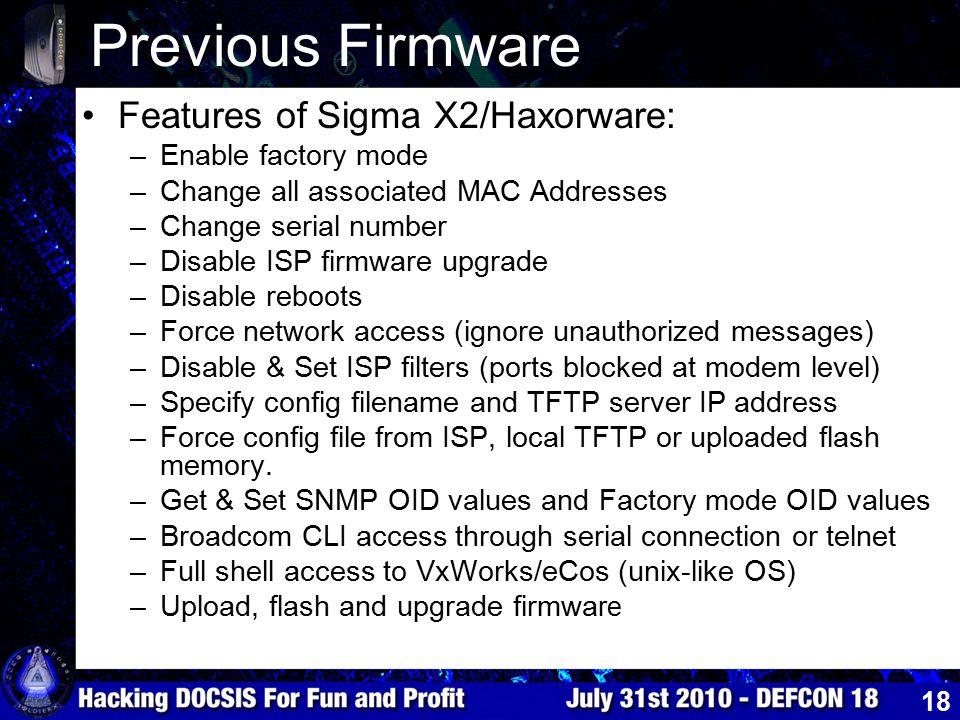 Sigma x2 pros • works w.