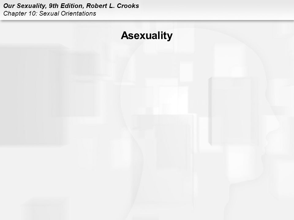 Homosensual asexual and sexual reproduction