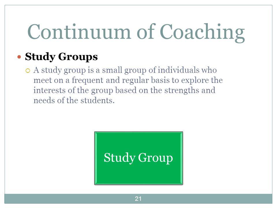 Group Coaching – Self-Leadership Institute