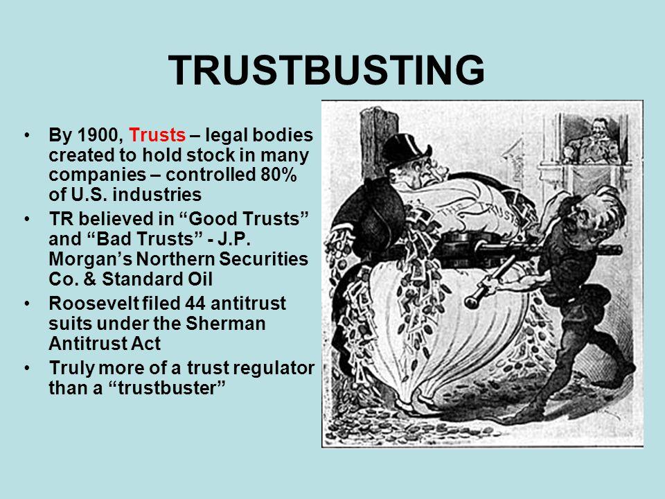 teddy roosevelt trust