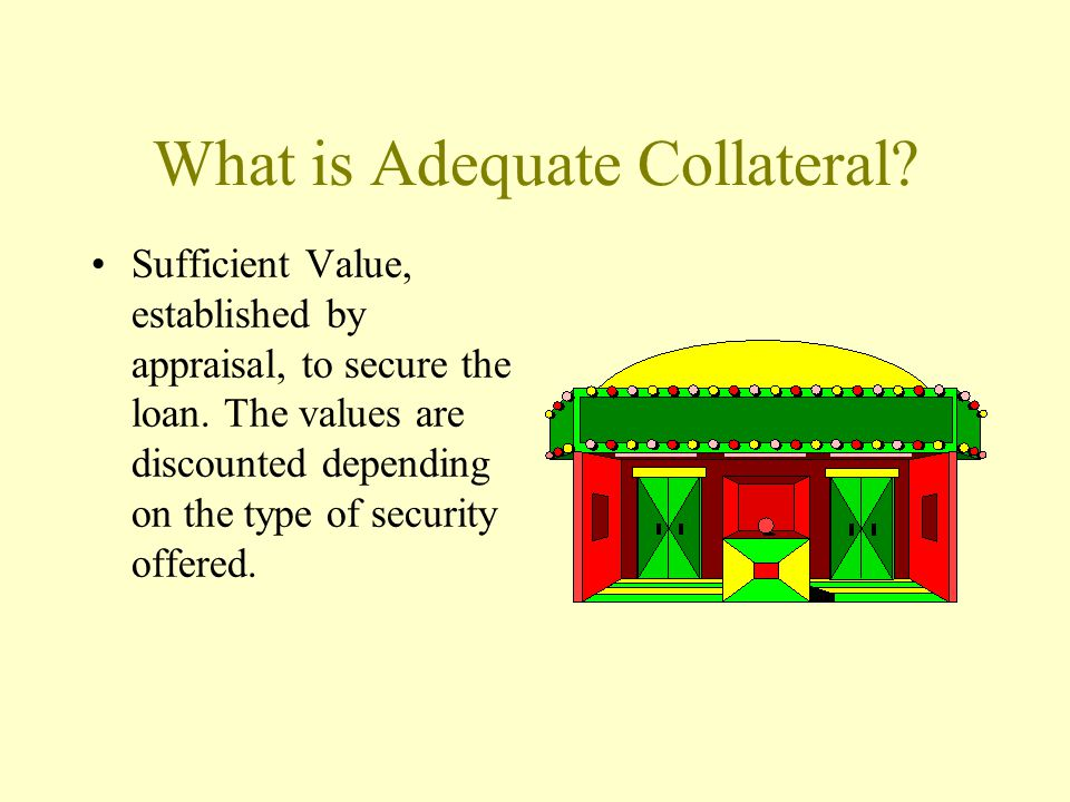 What is Adequate Collateral