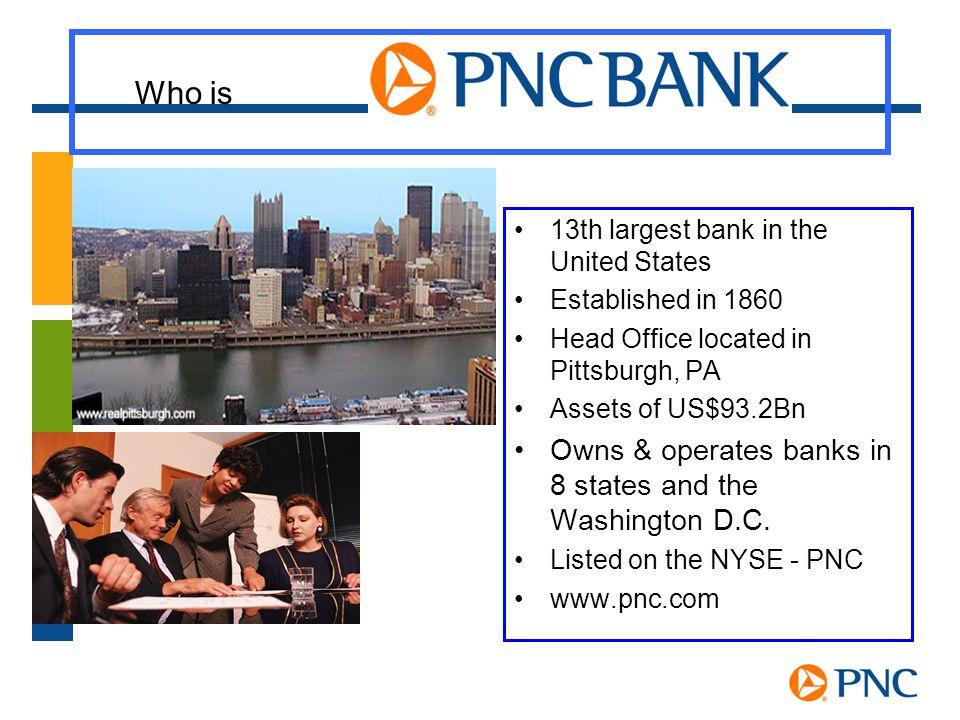 Alan Andrews Vice President, Global Trade, PNC Bank - ppt