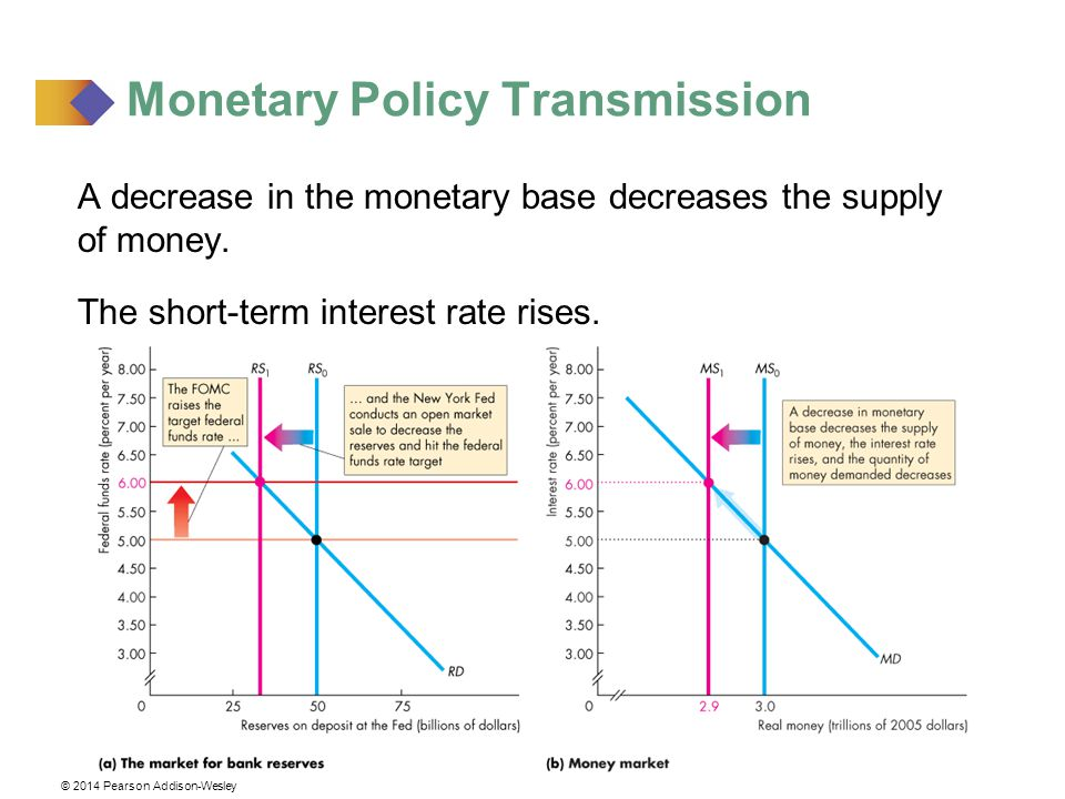 Monetary Policy Transmission