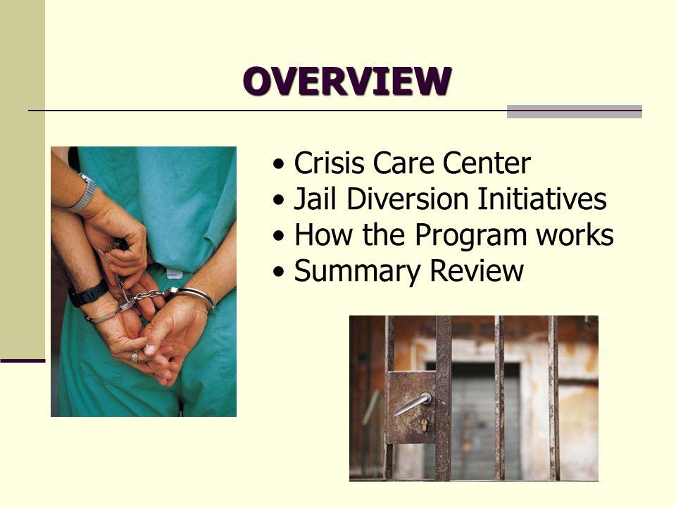 Bexar County Crisis Care Center Jail Diversion Presentation