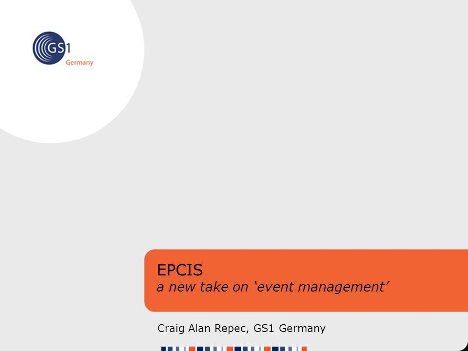 EPCIS a new take on 'event management'