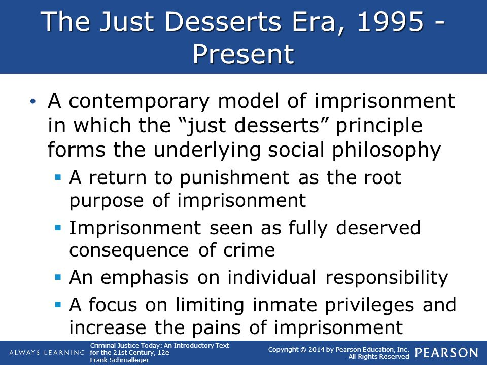 forms of imprisonment