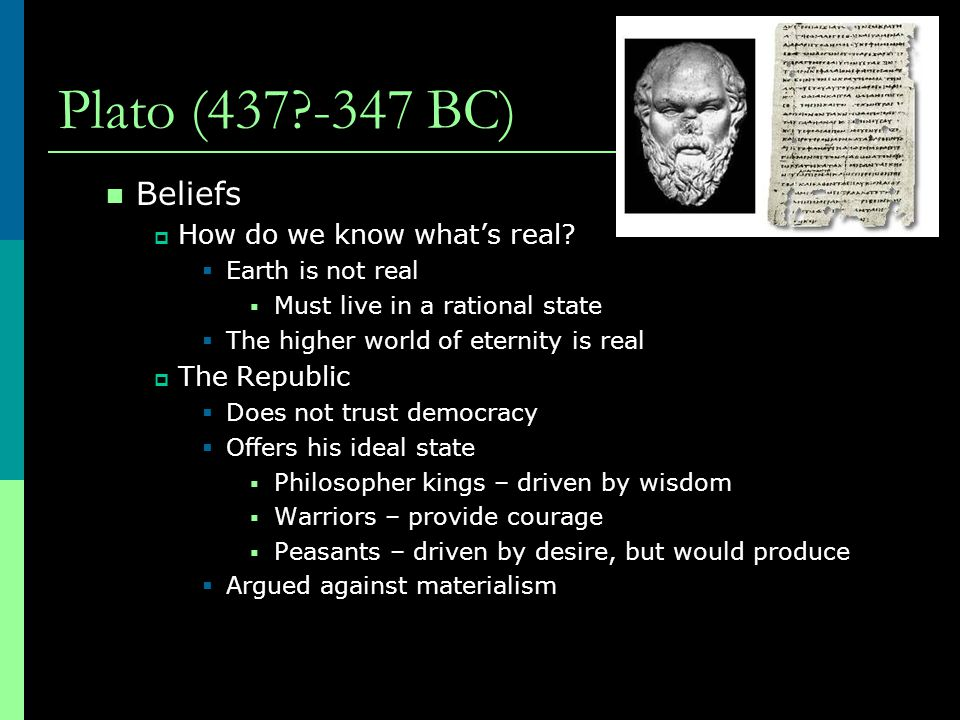 the beliefs of plato vs aristotle The virtues aristotle lists in the nichomachean ethics are derived from this, as are the virtues that plato focuses on in many of his dialogues (but most famously, the republic) foremost for both were wisdom, courage, moderation, and justice, though aristotle meant much further in delimiting them.