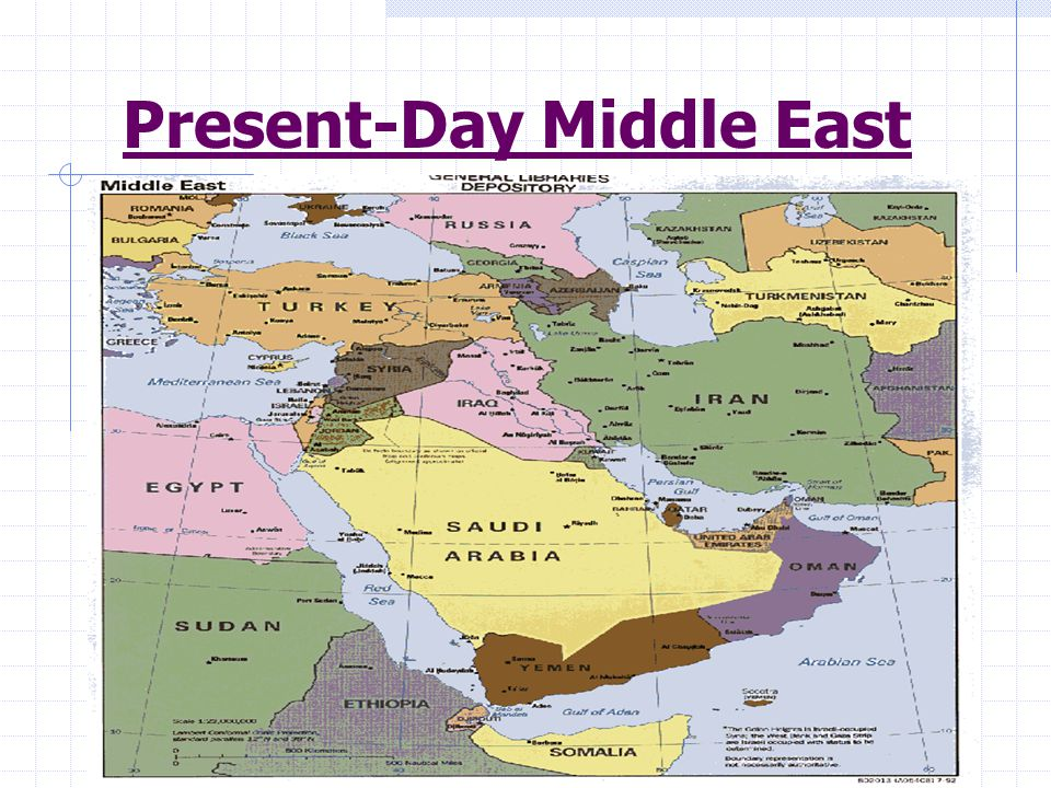 Nationalism In The Middle East Ppt Video Online Download