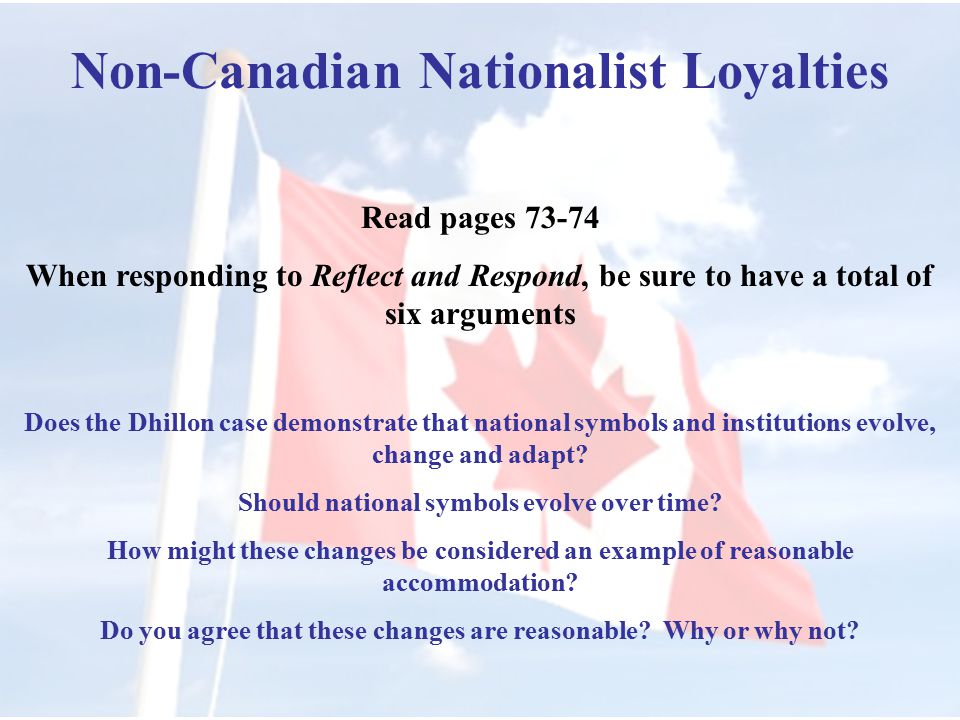 Reconciling Nationalist Loyalties Ppt Video Online Download
