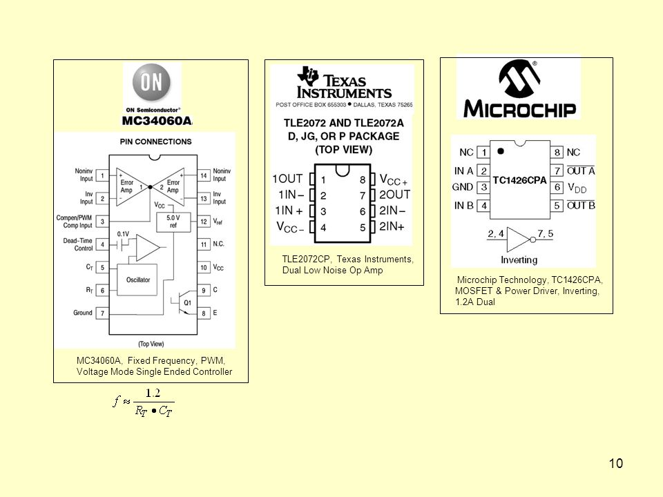 Tle2072cp datasheet, pinout,application circuits tle207x.