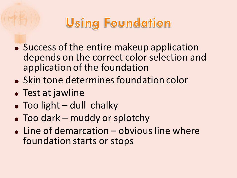 Facial Makeup Chapter 24 – 12'  - ppt download