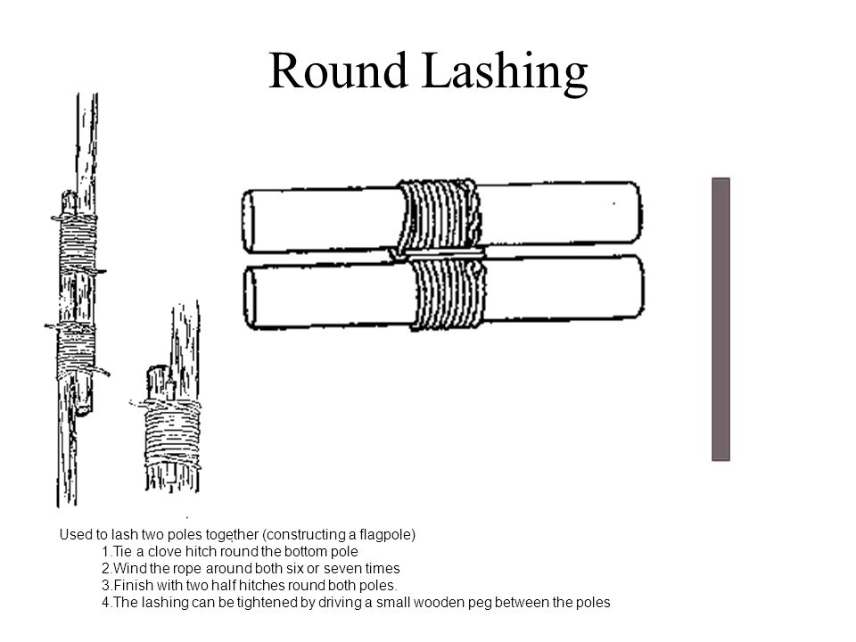 Camp Gadgets Lashing Projects Ppt Video Online Download
