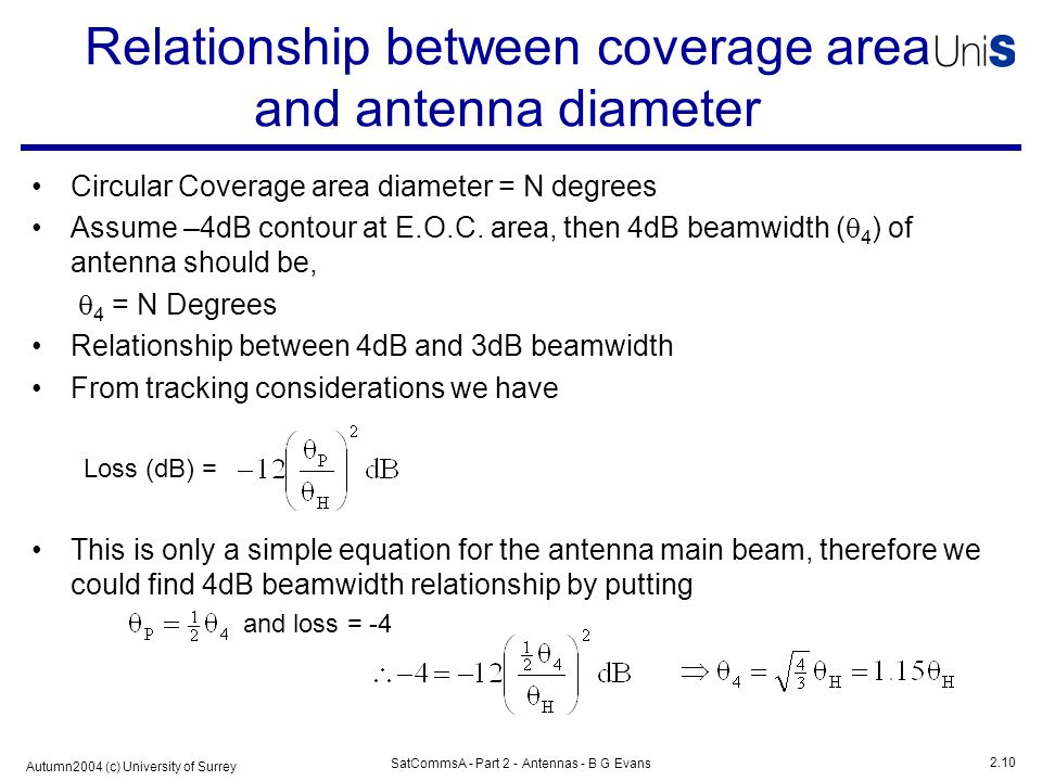 Satellite Communications A Part 2 - ppt video online download