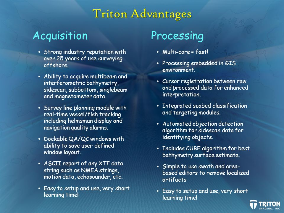 Triton Imaging Inc  – Software Overview - ppt video online