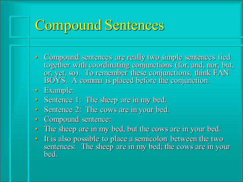 Sentences  - ppt video online download