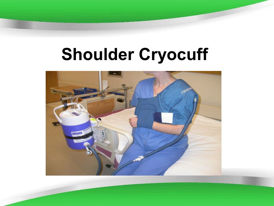 Shoulder Cryocuff
