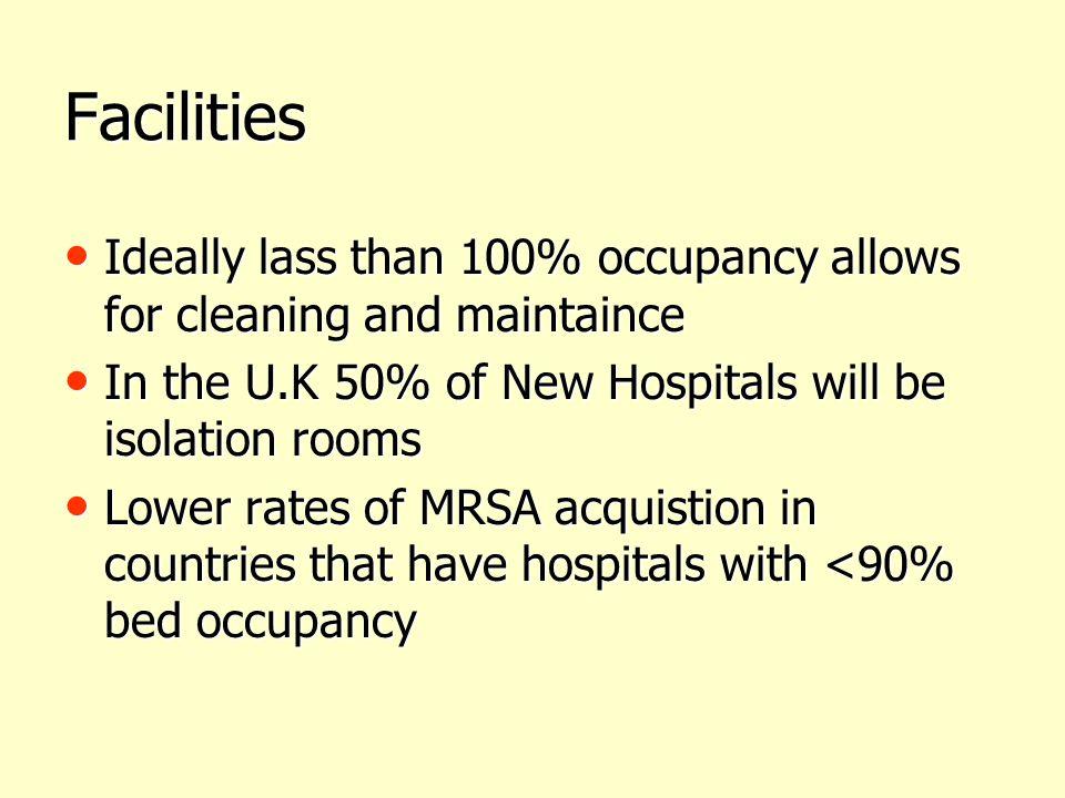facilities policies and procedures manual
