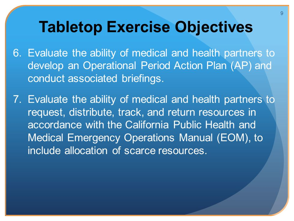 2013 phase iii tabletop exercise ppt video online download rh slideplayer com Tabletop Exercise Core Tabletop Disaster Exercise