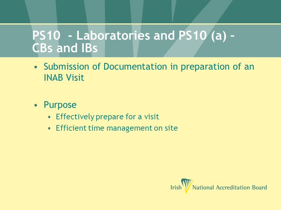 WELCOME INAB ASSESSOR FORUM 22nd and 29th January ppt download