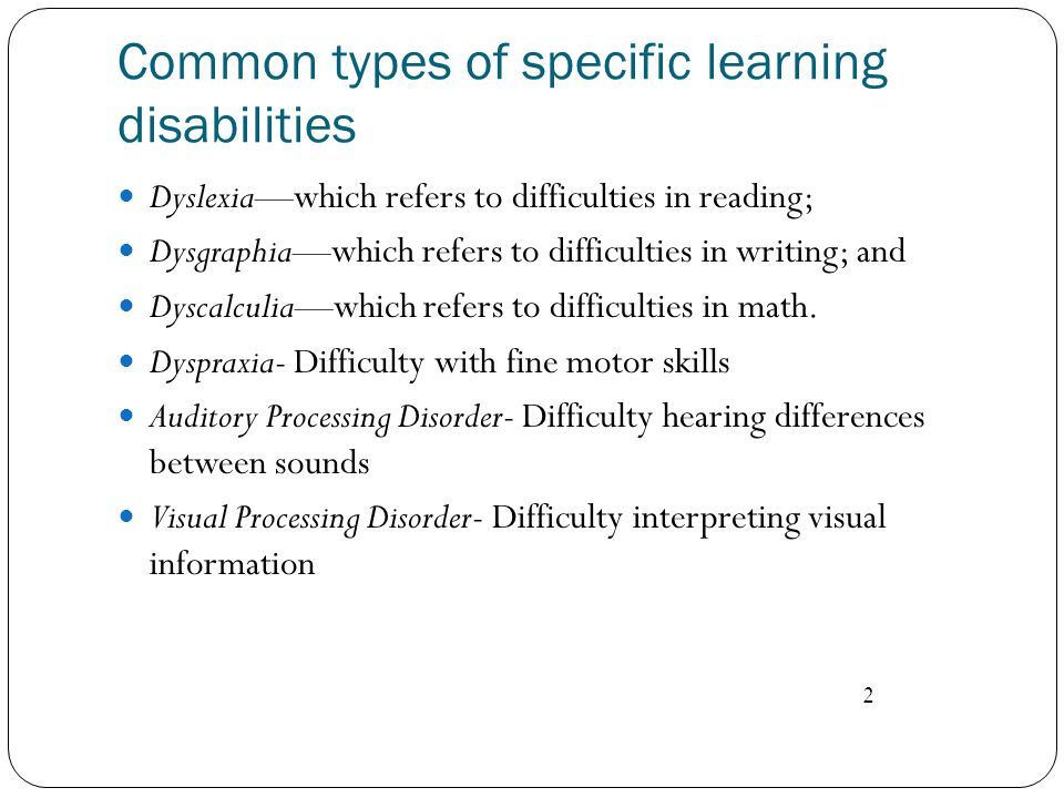 Evaluation For Learning Disability >> Proper Evaluation Procedures For Students With Learning Disabilities