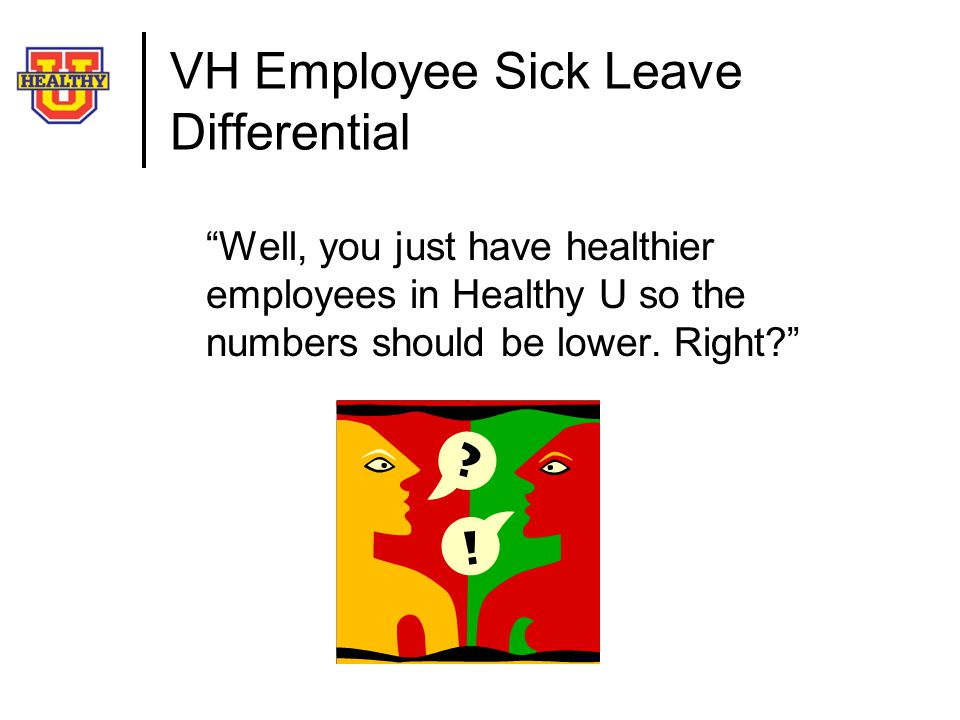 VH Employee Sick Leave Differential