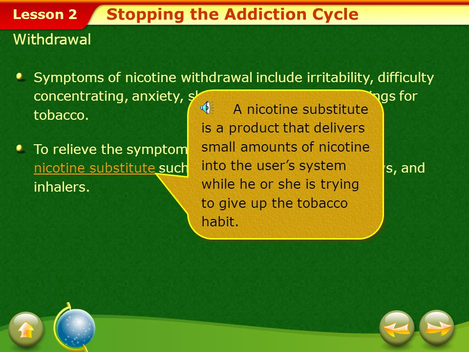 Stopping the Addiction Cycle