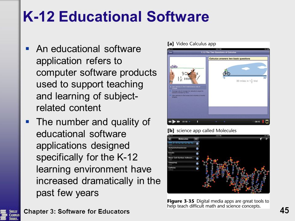 K-12 Educational Software