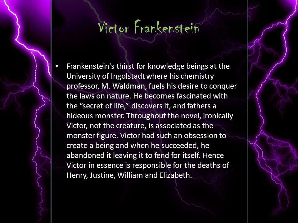 Uncivilized Thinking In Frankenstein Ppt Download