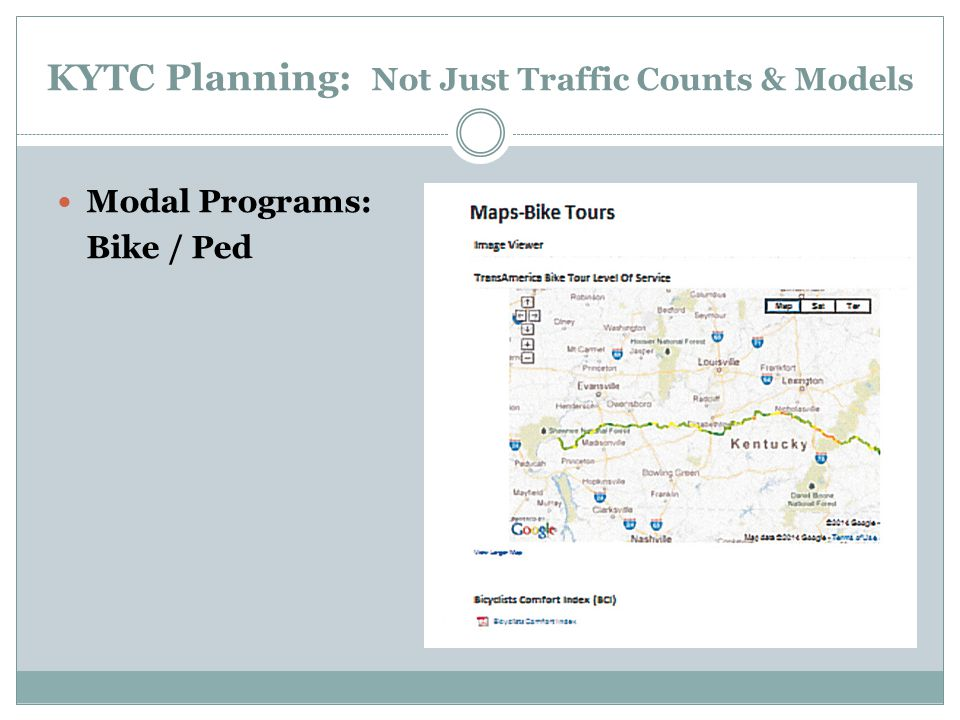 KYTC Planning Not Just Traffic Counts & Models - ppt download