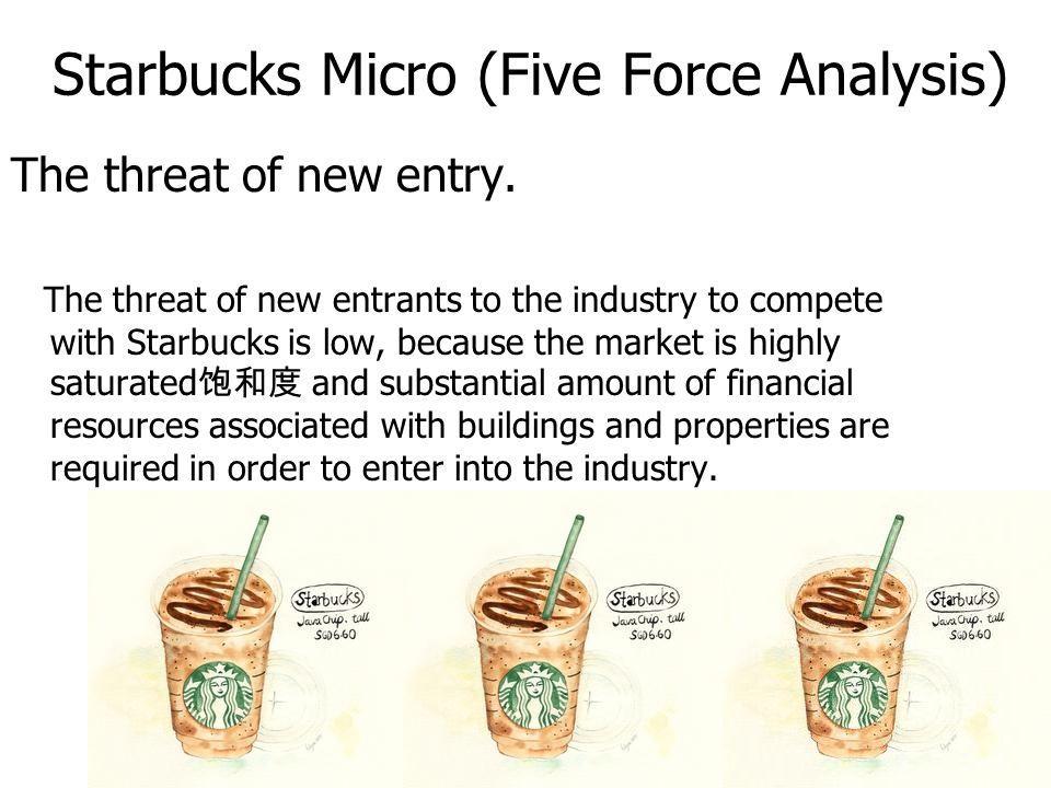 macro environment analysis of starbucks